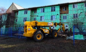 New: GreenOn funding for small apartment buildings
