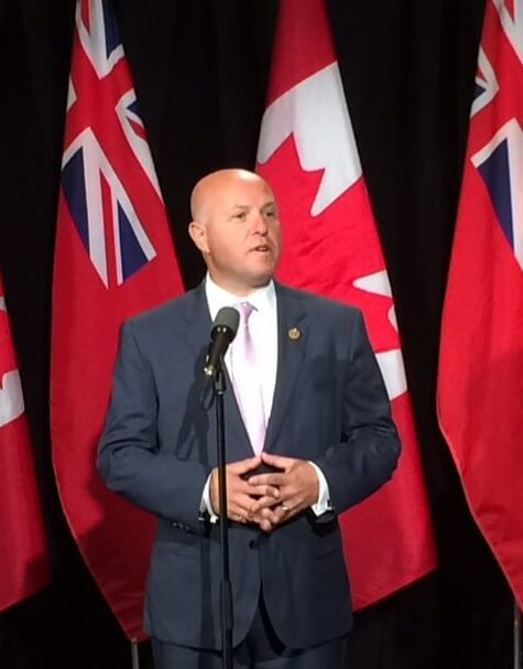 CHF Canada welcomes new Minister of Housing Peter Milczyn