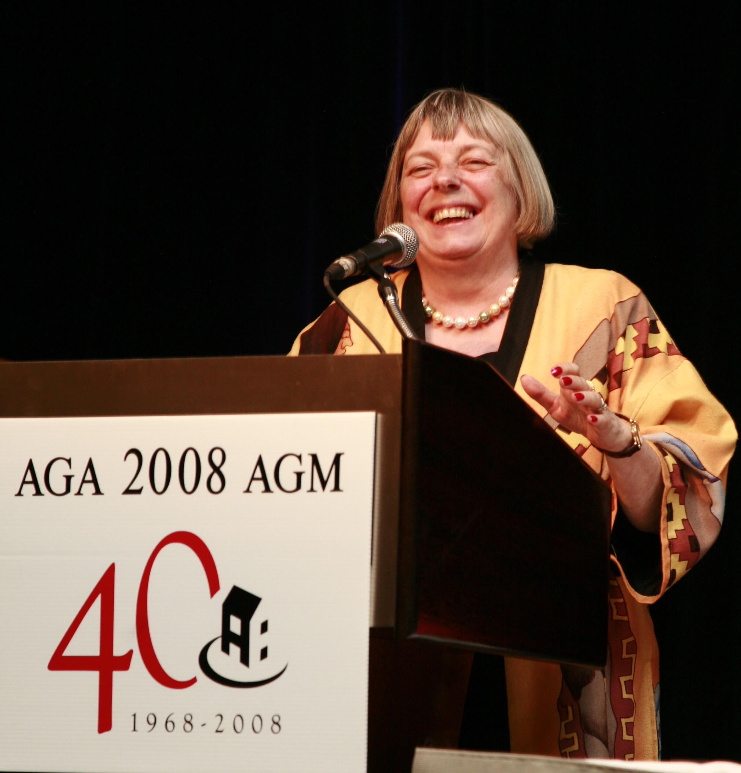 Co-op housing sector mourns the loss of co-op champion Pam McConnell