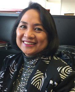 Staff profile:  Ofelia Guanlao, Program Manager, Asset Management Services
