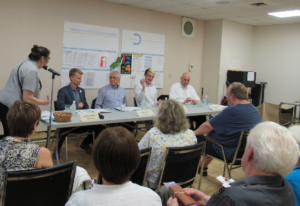 Ontario co-ops press their candidates to support co-op housing