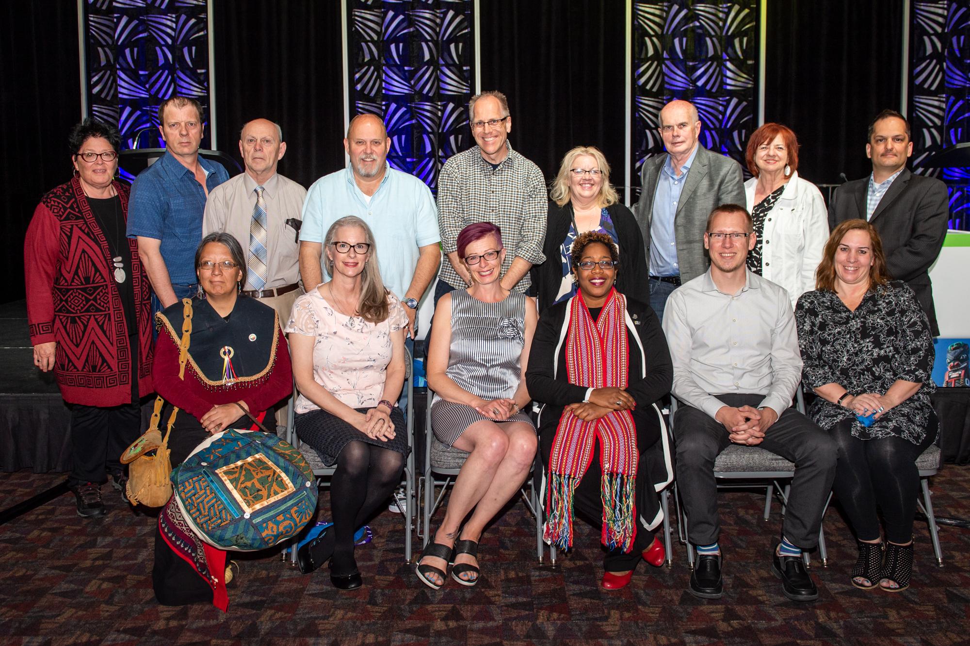 Meet CHF Canada's new Board members