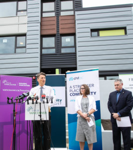 BC's newest and largest housing co-op, Fraserview, accepting applications