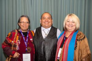Discussions about of Truth and Reconciliation at CHF Canada's Annual Meeting