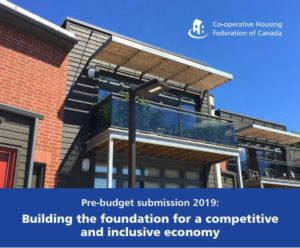 CHF Canada budget submission calls for $50 million in federal land for co-op development