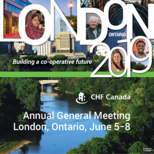 Join us in London, Ontario for CHF Canada's Annual Meeting (June 5-8, 2019)
