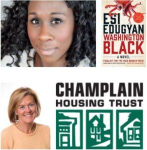 Very special AGM guest speakers: Giller-winning novelist Esi Edugyan and land trust CEO Brenda Torpy