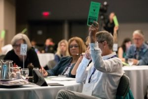 2019 AGM resolutions propose governance changes, federal election campaign priorities and action on End of Mortgage for HSA co-ops
