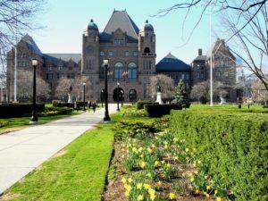 CHF Canada's response to Ontario Budget 2019