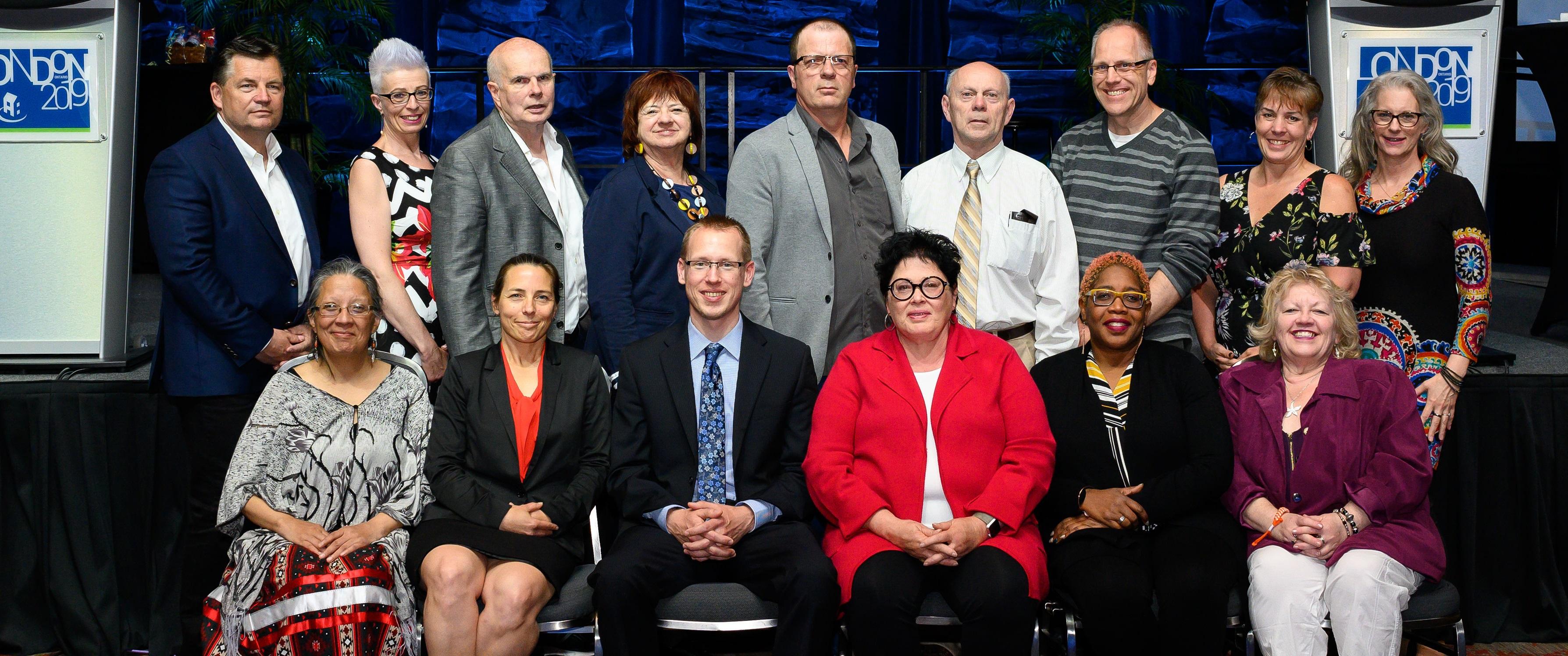Board of Directors - CHF Canada