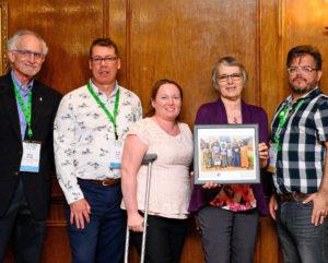 Beaver Creek Co-op receives Rooftops Canada International Service Award
