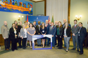Co-op Housing Day at Queen's Park