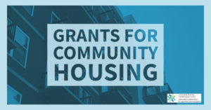 Community Housing Transformation Centre launched – will distribute millions in grants to housing providers (including co-ops!)