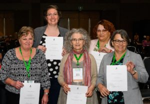 Nominate your staff for long-term service awards!