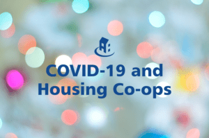 Housing Co-ops and COVID-19