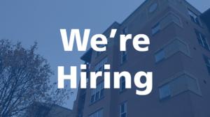 We're hiring an Atlantic Region Co-ordinator