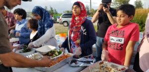 #HumansOfCoopHousing: Sarcee Meadows Women's Circle helps out
