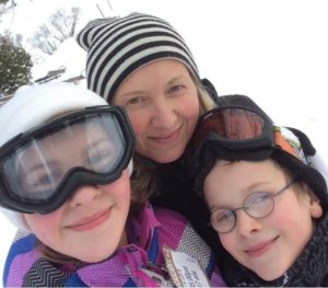 #HumansOfCoopHousing: Jelena and her family love helping out