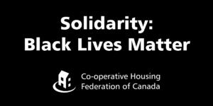 Solidarity: Black Lives Matter