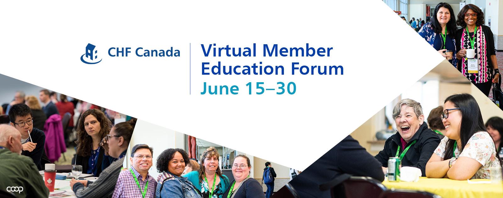 Member education forum