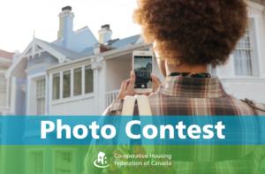 Co-op housing photo/video contest