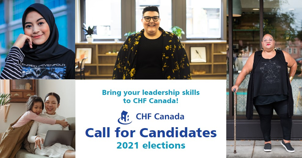 Elections – Call for Candidates