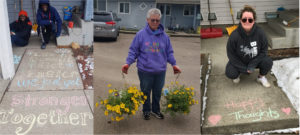 #HumansOfCoopHousing: Flowers and other care initiatives at Brittany Lane Co-op