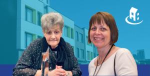 Recognizing amazing co-operators: Eileen Leishman, Karla Skoutajan and Loyalty Awards