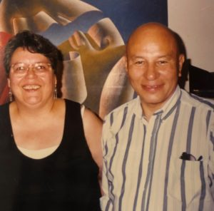 #HumansOfCoopHousing: Co-op living provides aging in place for urban Indigenous couple, Hilton and Philomena