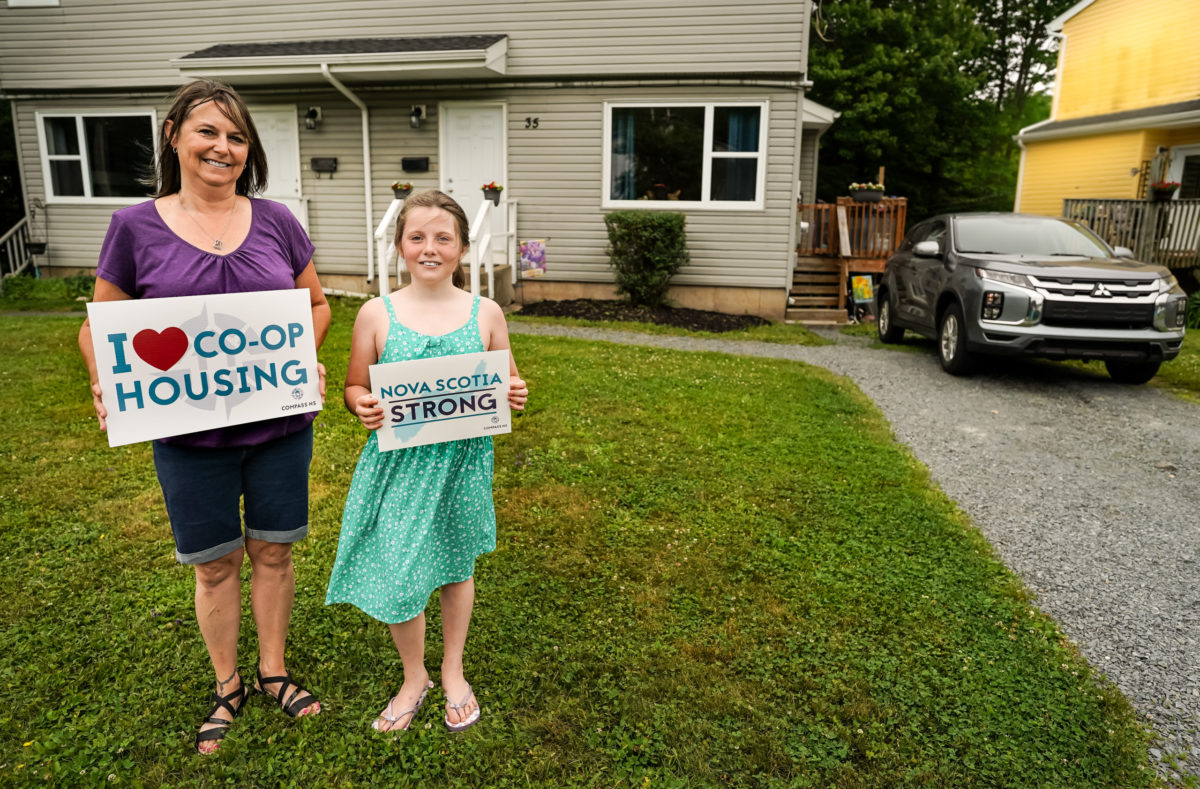 On August 17, your vote can support co-op housing in Nova Scotia