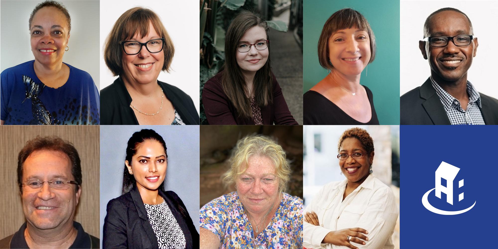 Meet CHF Canada's newest Board members